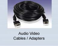 Audio Video Adapters Cables