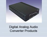 Digital Analog Audio Converter Products