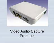 Video Capture TV Tuner Products