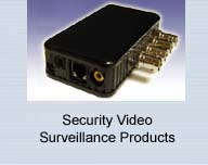 Web Video Streaming Video Security Surveillance Products
